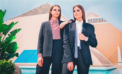 The Dazzling Duo Behind Fashion PR Agency Maison Pyramide Want to Revolutionise Egypt's Style Scene