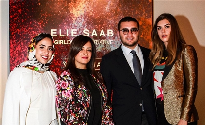 Elie Saab Teams Up with UAE's Womena to Inspire Female Leaders Through #GirlOfNow