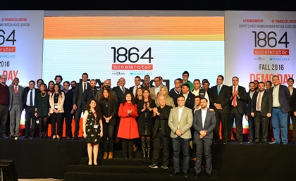 1864 Accelerator's First Wave of FinTech Startups Announced