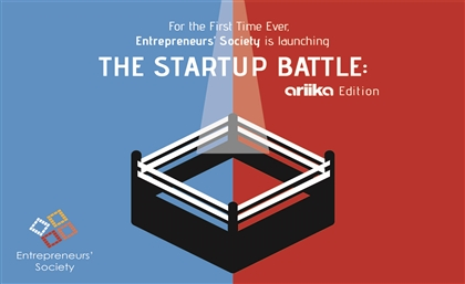 Egypt's AUC's Entrepreneur's Society Partners with Ariika to Launch the ES Startup Battle