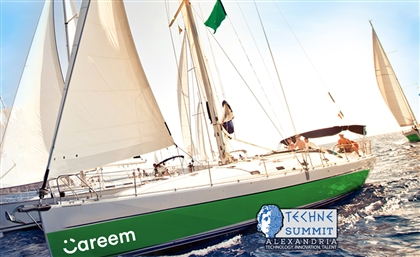 Pitching on a Boat: Careem Takes Over the Mediterranean Sea at Alexandria's Techne Summit