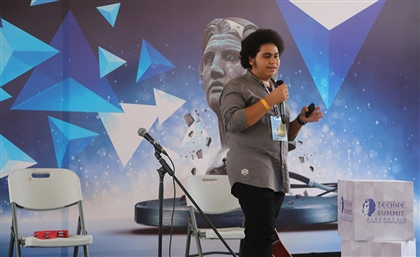 Egyptian Startup Imaginators Wins the MO4 Competition at Alexandria's Techne Summit