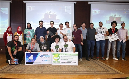 Meet the 3 Egyptian Gaming Teams Who Championed the Run Double Jump Expo
