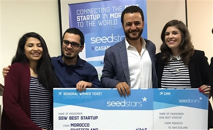 Moroccan Startup Hooplacar Lands the First Place at Seedstars Casablanca