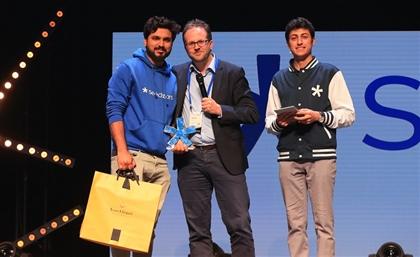 Emirati Robotics Startup Earns Public Prize At Seedstars Summit 2018