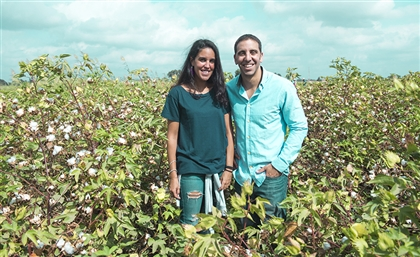 How One Couple is Trying to Revive the Egyptian Cotton Industry with their Fashion Line