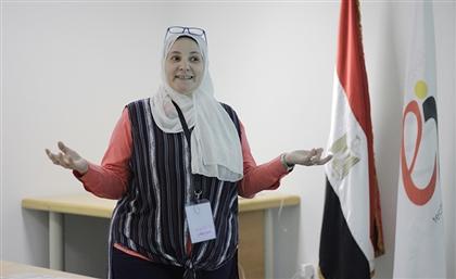 14 She-preneurs Pitching at TIEC's 'Heya Raeda' Programme
