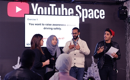 YouTube Is Calling on Arab Creators to Win Mentorship and $2.000