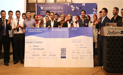 Elham Inspire Was Just Crowned As Libya's Best Startup And Won A Chance At Seedstars World