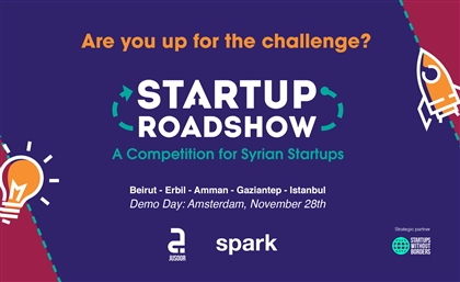 The First Startup Roadshow Ignites Its Engine To Embark On A Journey Across 5 MENA Cities