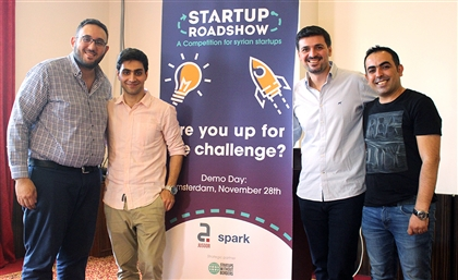 Syrian-Led Peer-to-Peer Logistics and AgriTech Startups Win Erbil's Startup Roadshow