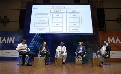 From North To South, Angel Investors and VCs Voice Concerns At MAIN In El-Gouna