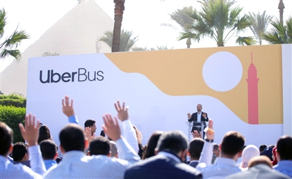Uber Bus Service Officially Kicks Off First In Cairo