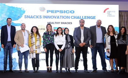 """Egyptian F&B Startups ByBike and Baked Win PepsiCo's """"Snacks Innovation Challenge"""""""