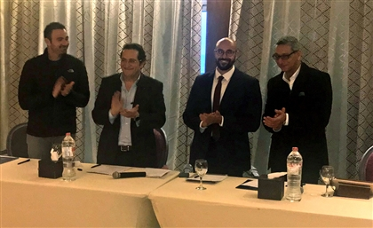 HIMangel, Alex Angels, Cairo Angels, And AUC Angels Sign A Syndication Protocol