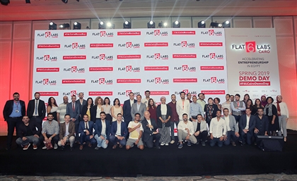 Meet The 8 Egyptian Startups Who Just Graduated from Flat6Labs Cairo's 12th Cycle