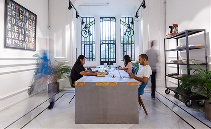 Hacking Through Beirut's Commercial Real Estate: An Interview With Antwork and BDD