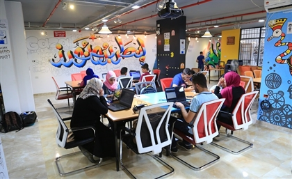 Gaza Sky Geeks Named as One of the World's Top 10 Accelerators