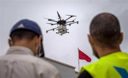 Morocco's Farasha Systems Deploys Fleet of Drones to Disinfect Rabat Streets