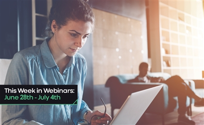 The Best Webinars to Fill Up Your Quaran-time This Week: June 28th - July 4th