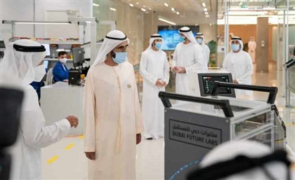 UAE Inaugurates Research and Development Platform Dubai Future Labs