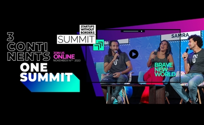 Startups Without Borders Goes Hybrid with Online-Offline Summit on Three Different Continents