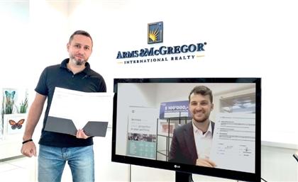 Arms & McGregor Launches MENA's 1st Real Estate Tokenisation Platform