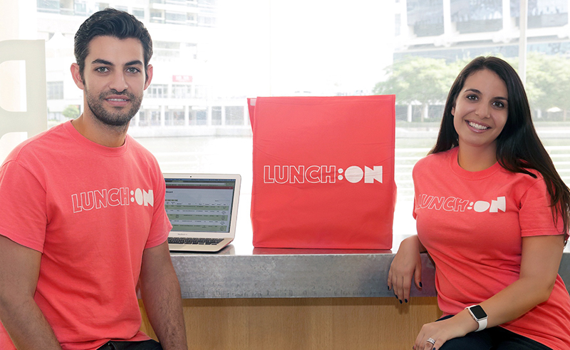 Dubai-based Food-Tech Startup LUNCH:ON Ranks on Crunchbase's
