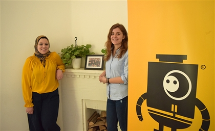 The Fearless Entrepreneurial Duo Teaching Egyptian Women How to Code