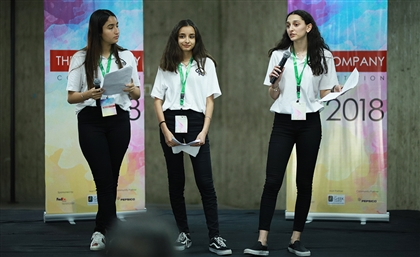 9 Companies by Egyptian High School Entrepreneurs We Discovered at the Injaz Competition