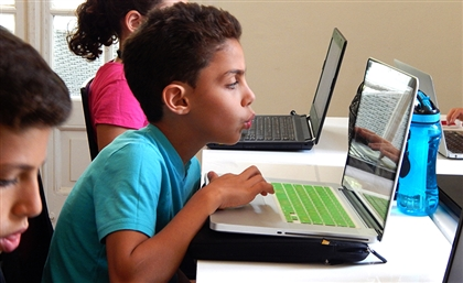 "Egypt's Coding School, AlMakinah, Launched ""Makinder"" For Kids Who Code"