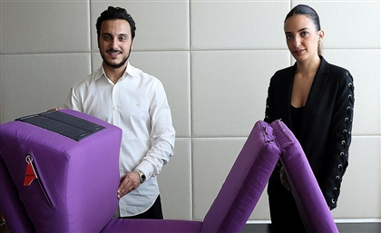 This Lebanese Engineer Is Bringing Beach Mattresses Into The 21st Century