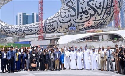 These Are The 16 Countries Taking Part In the Dubai Future Accelerators Programme