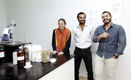 This Egyptian Bio-tech Startup Is Turning Shrimp Shells Into Fertilisers