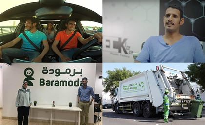 Meet the 4 Finalist MENA Startups Racing to Become One of the World's Top Ten Innovators