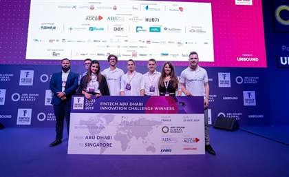UAE's Fin-Tech Startup Jibrel Wins Abu Dhabi Innovation Challenge 2019