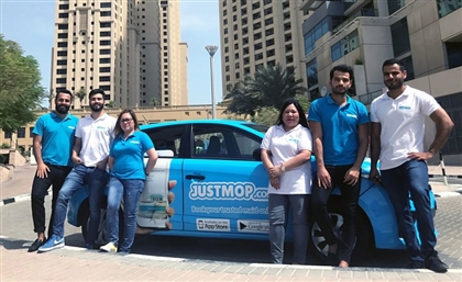 UAE's Clean-Tech Startup Justmop Scores Investment from Kuwait's Faith Capital