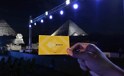 RiseUp Summit 2020 Will Be Headlined at The Great Pyramids of Giza