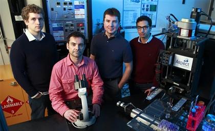 Canadian Bio-Tech Startup Aspect Biosystems Scores $20 Million Series A Round