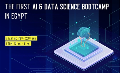 Be Part of the Next Tech Revolution with Egypt's First AI and Data Science Bootcamp