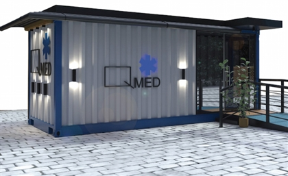 The Egyptian Startup Turning Shipping Containers Into Portable Medical Units
