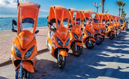 Tunisian Scooter-Taxi Startup IntiGo Shifts to Delivery to Navigate the Corona Lockdown