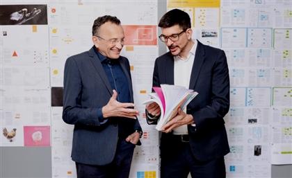 AUC's Venture Lab Hosts Business Legends Alex Osterwalder & Yves Pigneur in Exclusive Webinar