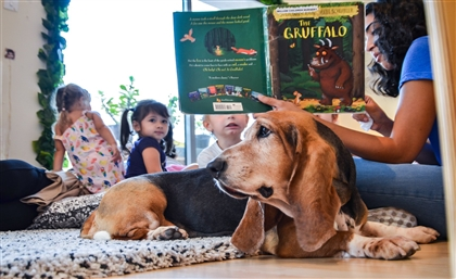 UAE Initiative Reading Dogs Among Finalists of Nestlé's Purina PetCare Global Competition