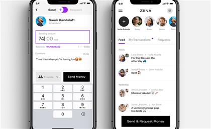 UAE's Ziina Scores $850,000 Investment to Launch First Fully-Licensed P2P Payment App
