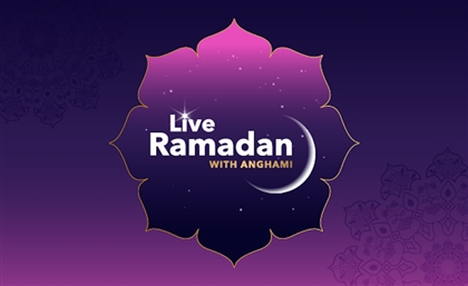 Anghami Combines a Unique UI with a Festive UX for a Fusion of Spirituality and Tech during Ramadan