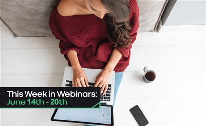 The Best Webinars to Fill Up Your Quaran-time This Week: June 14th - 20th