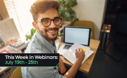 The Best Webinars to Fill Up Your Quaran-time This Week: July 19th - 25th