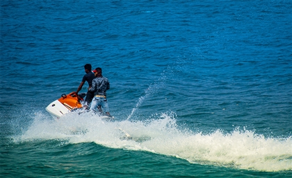 Talabat Ups its Delivery Game in Kuwait with New Jet Ski Service