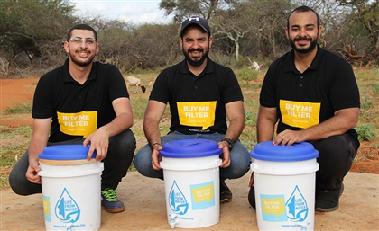 Egyptian Startup Designs Environmentally-Friendly Water Filter at Less Than Half Average Cost